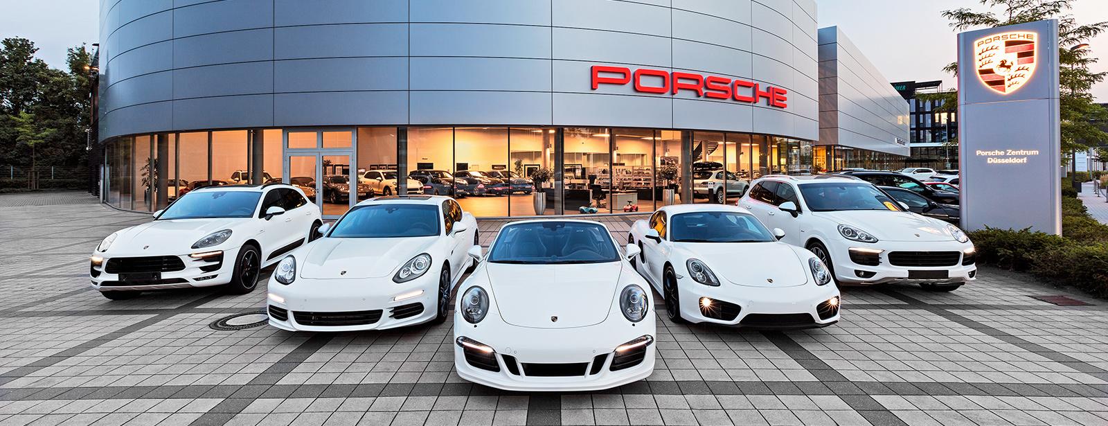 Porsche Centre Düsseldorf
